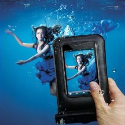 iphone case scuba diving